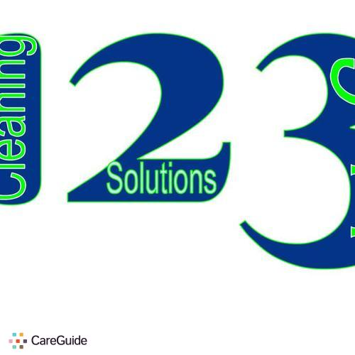 Housekeeper Provider 123 Cleaning Solutions L's Profile Picture