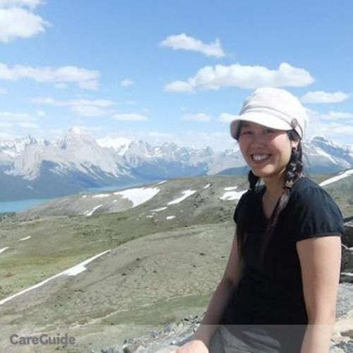 Canadian Nanny Provider Tomomi G's Profile Picture