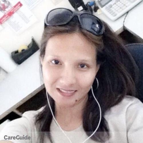 Canadian Nanny Provider Adela Abian's Profile Picture