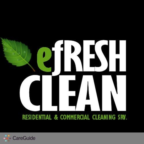 Housekeeper Provider eFresh Clean's Profile Picture