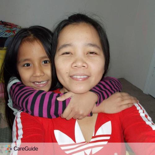 Child Care Provider Imee F's Profile Picture