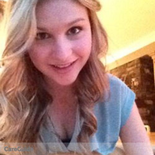 Canadian Nanny Provider Christina Grady's Profile Picture