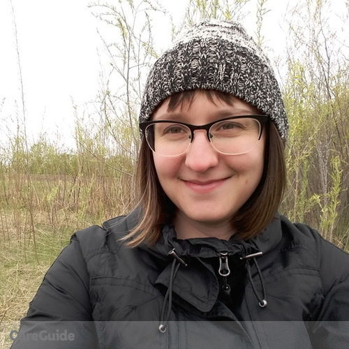 Canadian Nanny Provider Jessica Froese's Profile Picture