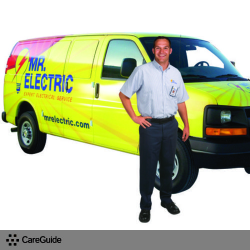 Electrician Job Mr. Electric O's Profile Picture