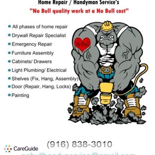 Handyman Provider No Bull Handyman Services Linzi's Profile Picture