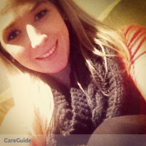 Canadian Nanny Provider Georgina Gard's Profile Picture