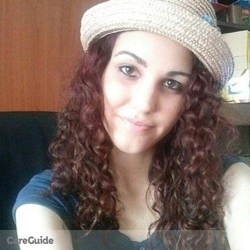 Canadian Nanny Provider Valentina B's Profile Picture