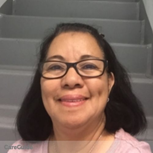 Canadian Nanny Provider Letty Magnaye's Profile Picture