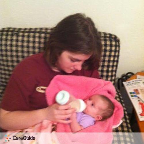 Child Care Provider Elizabeth Mann's Profile Picture