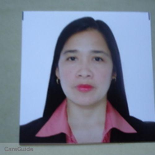 Canadian Nanny Provider Eva Bermillo's Profile Picture