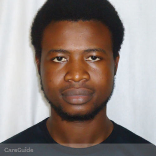 Housekeeper Provider Ridwan Azeez's Profile Picture
