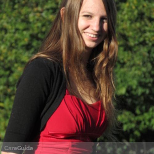 Canadian Nanny Provider Jessica Steckly's Profile Picture