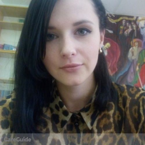 Canadian Nanny Provider Ketrin Kornienko's Profile Picture