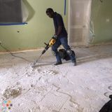 Painter in South Miami