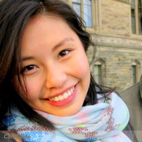 Canadian Nanny Provider Isabella Asato's Profile Picture
