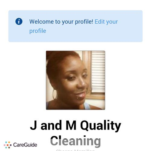 Housekeeper Provider Sheena McMillan's Profile Picture
