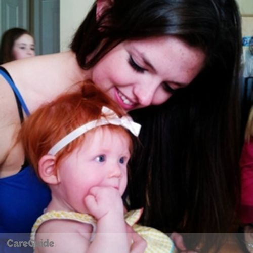 Canadian Nanny Provider Mairead C's Profile Picture