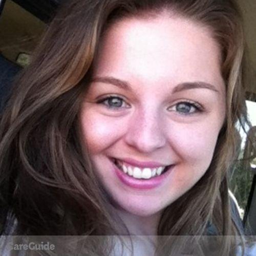 Child Care Provider Ashley Menegos's Profile Picture