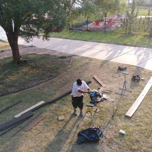 Handyman Provider Carlos Caal Gallery Image 2