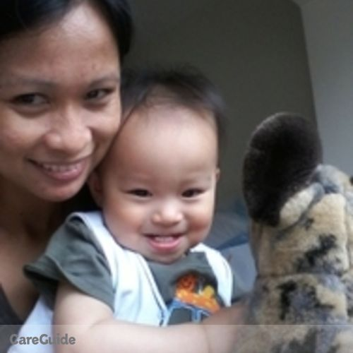Canadian Nanny Provider Cheryl Pangat's Profile Picture