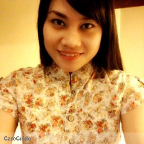 Canadian Nanny Provider Mary Pedro's Profile Picture