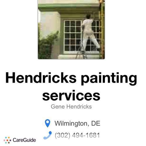 Painter Provider Eugene H's Profile Picture