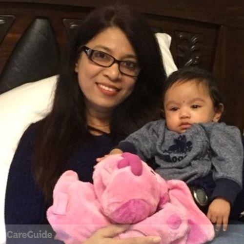Canadian Nanny Provider Leena Mohabir's Profile Picture