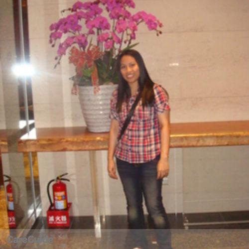 Canadian Nanny Provider Elsa Yutina's Profile Picture