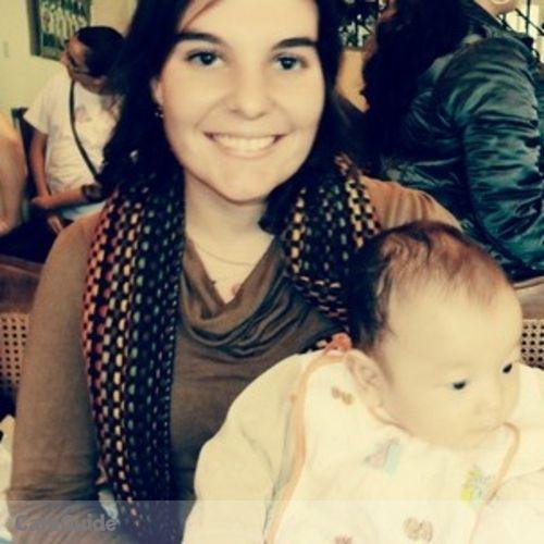 Canadian Nanny Provider Luisa Golinelli's Profile Picture