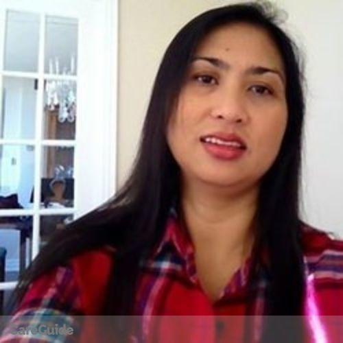 Canadian Nanny Provider Glenda Aunzo's Profile Picture