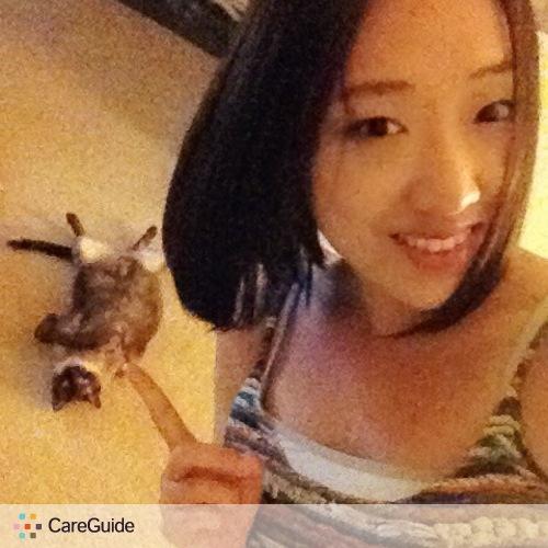 Pet Care Provider Jess Zhou's Profile Picture