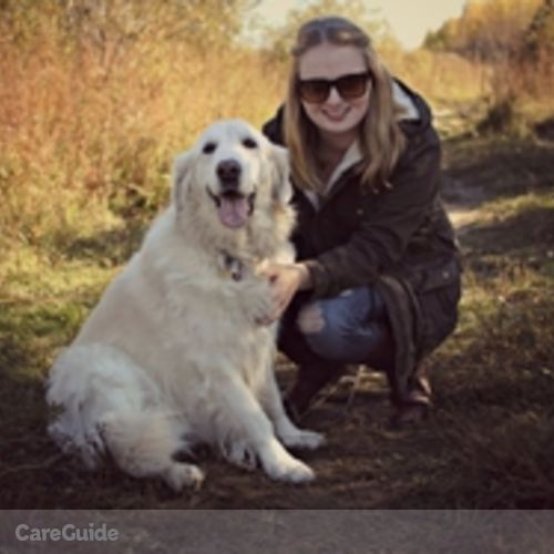 Canadian Nanny Provider Isabelle Buckley's Profile Picture