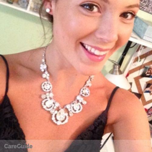 Canadian Nanny Provider Kristen Brown's Profile Picture