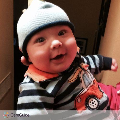 Child Care Job Christen Thomas's Profile Picture