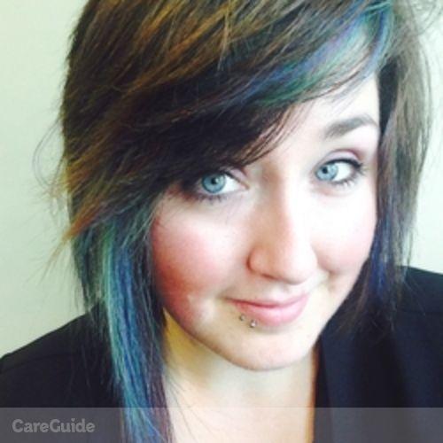 Canadian Nanny Provider Dannielle Gabb's Profile Picture