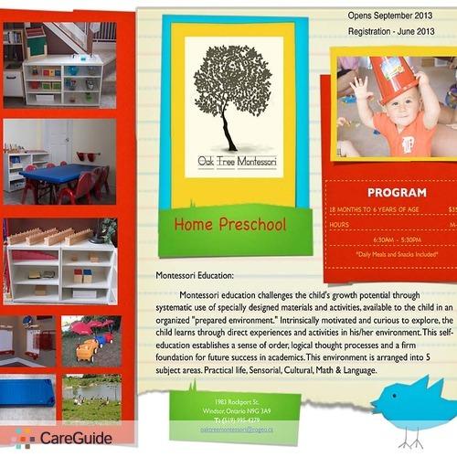 Child Care Provider Sarah Barichello's Profile Picture
