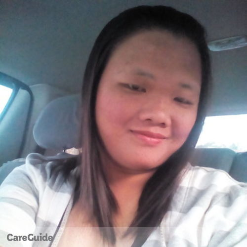Canadian Nanny Provider Michelle Pearl Darling T's Profile Picture