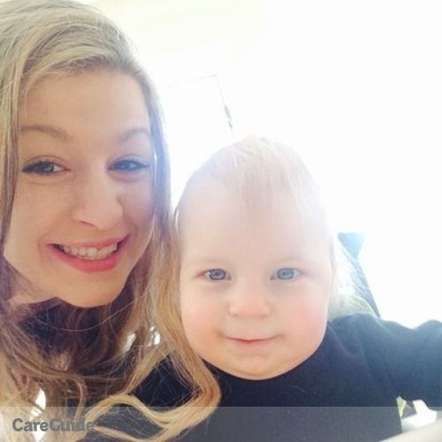 Canadian Nanny Provider Stephanie Semanek's Profile Picture