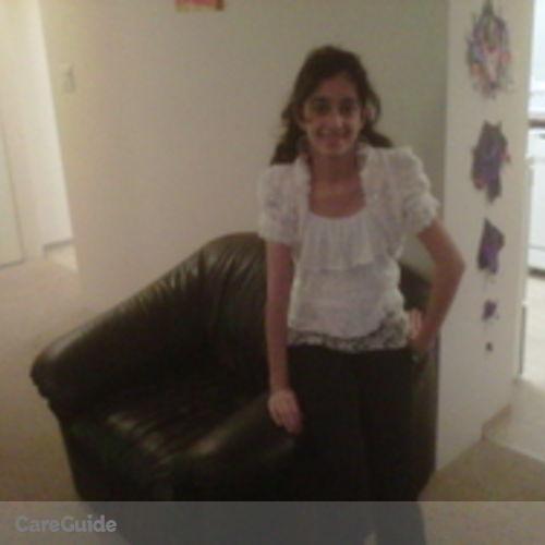 Canadian Nanny Provider Miranda Kennedy's Profile Picture