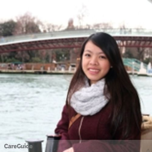 Canadian Nanny Provider Myrna Baguilat's Profile Picture