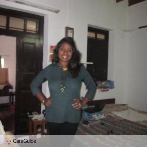 Child Care Provider Jayasree Kandasamy's Profile Picture