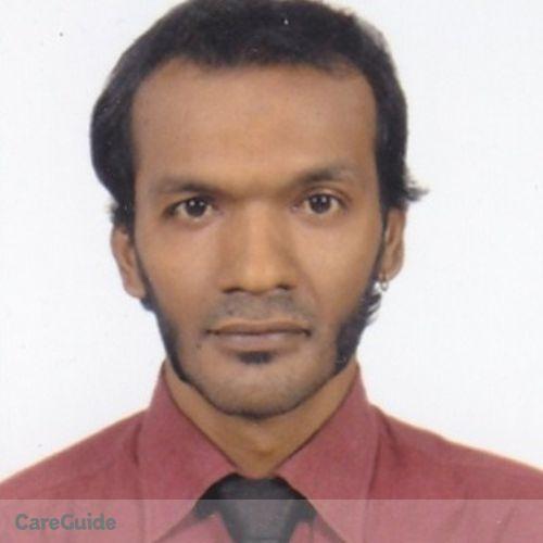 Canadian Nanny Provider Arunkumar S's Profile Picture