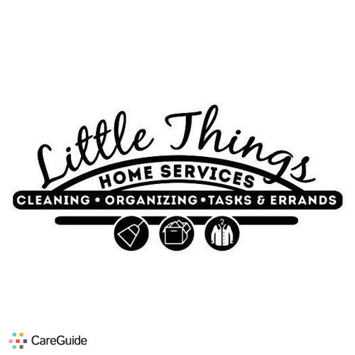 Housekeeper Provider Little Things Home Services LLC's Profile Picture