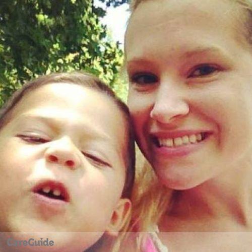 Child Care Provider Mariah Michaud's Profile Picture