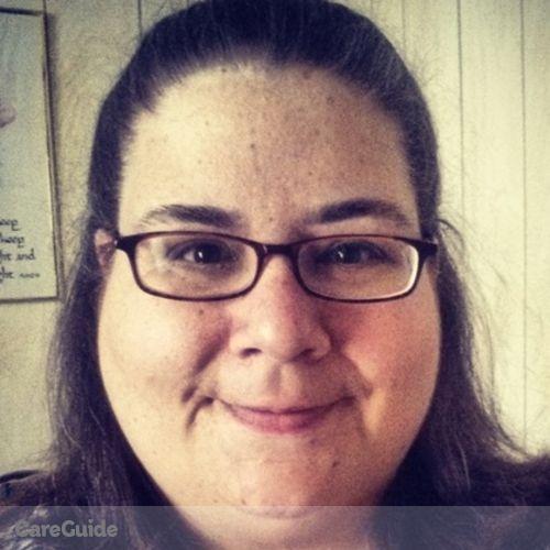 Canadian Nanny Provider Monica K's Profile Picture