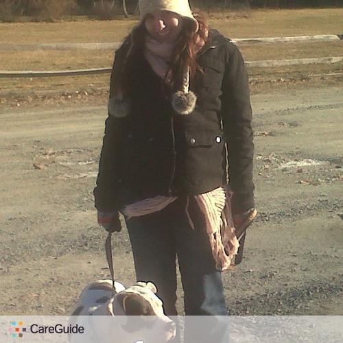 Pet Care Provider Ariel Short's Profile Picture