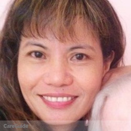 Elder Care Provider Subaida Esteban's Profile Picture