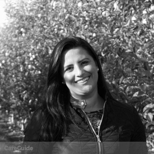 Canadian Nanny Provider Francielly V's Profile Picture