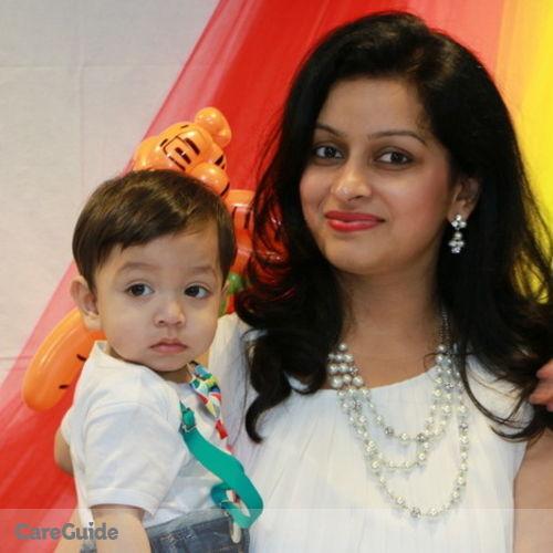 Canadian Nanny Job Nidhi Mahajan's Profile Picture