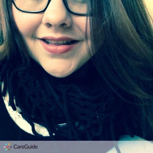 Child Care Provider Amayrani G's Profile Picture